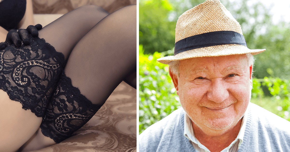A 63-year-old man cheated with a 23-year-old woman - but then his wife said something unexpected