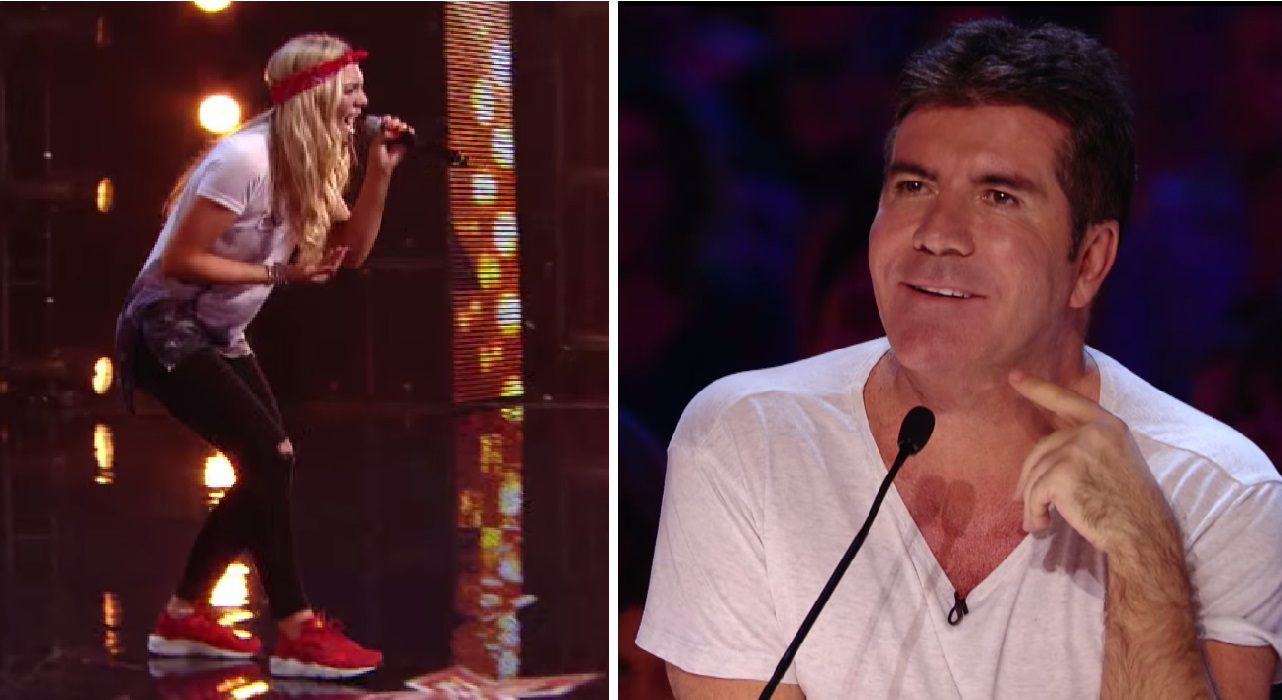 When she said she'll sing a Michael Jackson song, the judges were skeptic. But when as started, everyone were shocked!