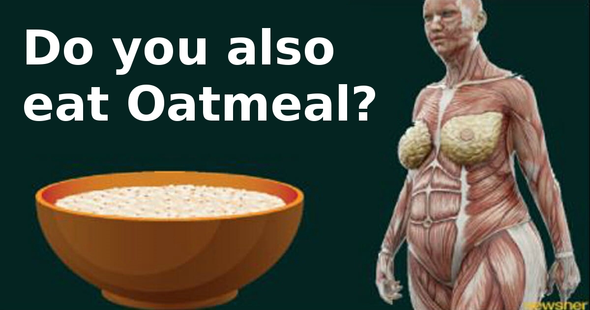 Scientists reveal: This is what happens to your body if you start eating oatmeal every day