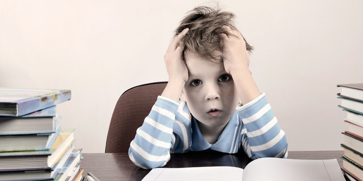 New study says: Homework is harmful to children, and should be avoided until high school