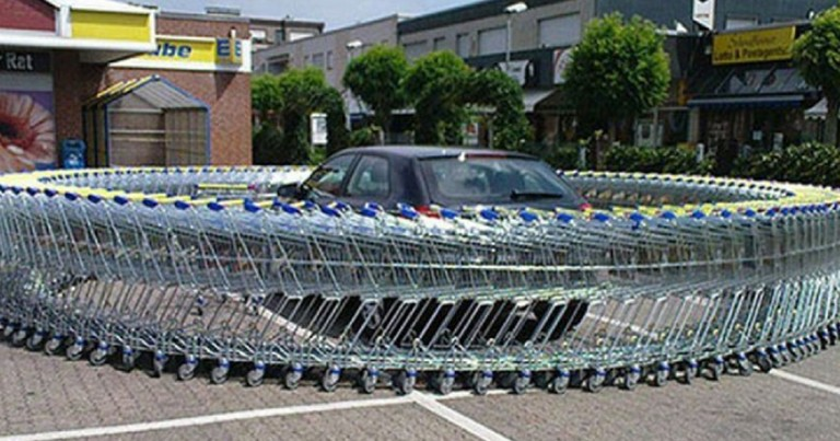 9 people who parked their cars like scums - and got what they deserve
