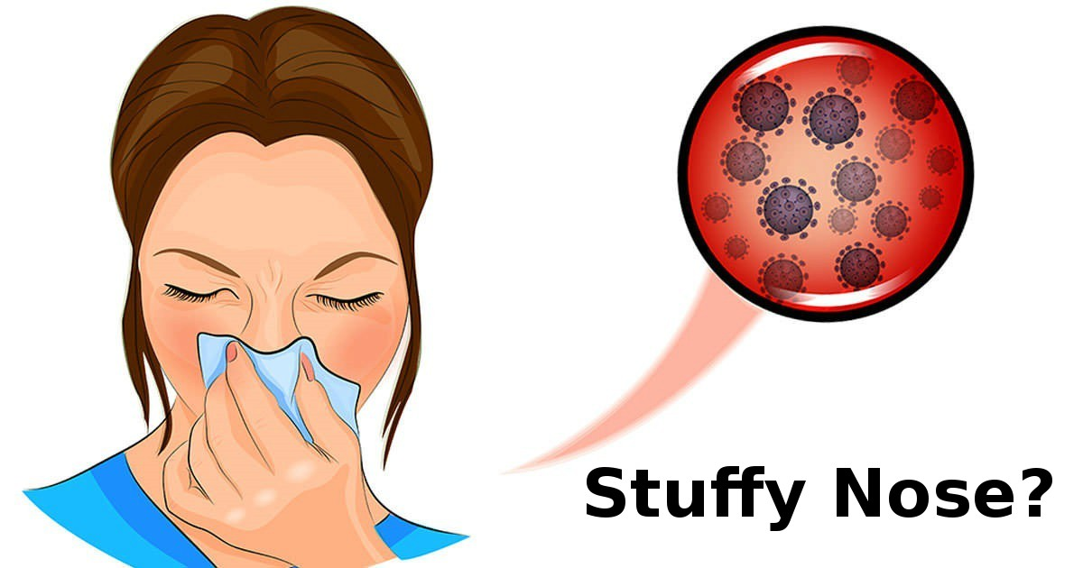 The secret that doctors won't tell you: this how you'll get rid of colds and stuffy nose in just 25 seconds!