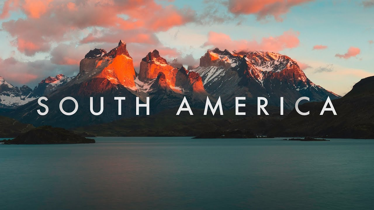 This amazing masterpiece clip will take you on a journey through the incredibly varied landscapes of South America