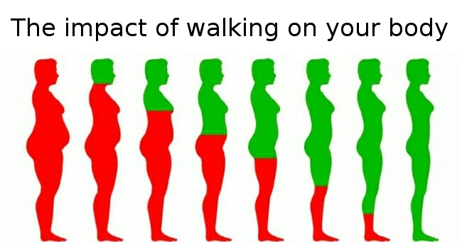 10 things that will happen to your body if you walk 30 minutes a day